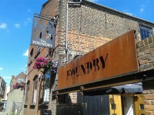 Foundry, Canterbury