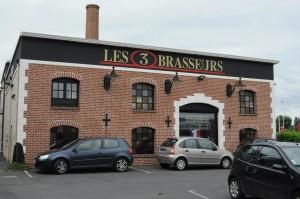Les 3 Brasseurs, Caen
